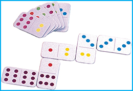Dominoes Dots