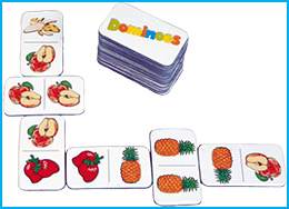 Dominoes Fruit