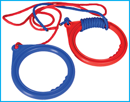 Hang Tough Rings
